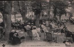 CPA NERIS LES BAINS (Allier) 03 - Au Parc, L'heure De La Musique - N° 317 - Neris Les Bains