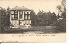 Environs De Malines Château D'Isebrandt à Wavre Ste Catherine - Sint-Katelijne-Waver
