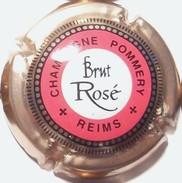 Pommery N°86, Brut Rosé, Rouge - Champagne