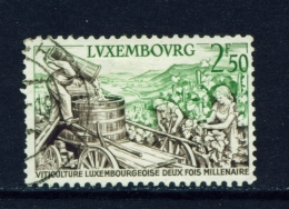 LUXEMBOURG  -  1958  Moselle Wine  2f50  Used As Scan