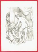 GRAVURE EROTIQUE VERS 1950 EN TRES BON ETAT - Estampes & Gravures