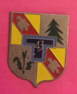 MILITAIRE 43 REGIMENT DE TRANSMISSION METZ - Militaria