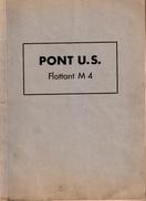 PONT US FLOTTANT M4 INSTRUCTION PROVISOIRE GENIE - Véhicules