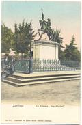 """Santiago - La Estatua """"San Martin"""" - Chile"""