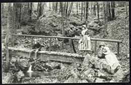 SPA - La Promenade Des Artistes - Circulé - Circulated - Gelaufen - 1920. - Spa