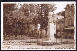 SPA - MONUMENT Foch - Circulé - Circulated - Gelaufen - 1938. - Spa