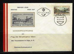 ÖSTERREICH - FDC Mi-Nr. 1176 Tag Der Briefmarke Stempel WIEN (16) - FDC