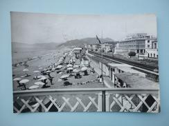 Cavi Di Lavagna - Frazione Di Lavagna - Genova - Grand Hotel Astoria - Spiaggia - Animata - Genova