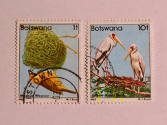 BOTSWANA 1982  LOT# 3  BIRDS - Botswana (1966-...)