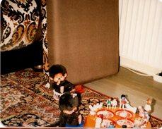 Photo Couleur Originale Bords Arrondis - Jeu & Jouet Tendance 1983 - Playmobil Ou Klicky Et Kiki Des Jouets En K ! - Objects