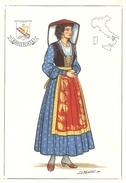81/FG/17 - COSTUMI - BASILICATA: Illustratore A. Fedini - Unclassified