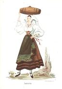 83/FG/17 - COSTUMI - CALABRIA: Illustratore E. CALDERINI - Unclassified