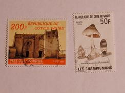CÔTE D'IVOIRE  1985-95  LOT# 5  BONDOUKOU - Côte D'Ivoire (1960-...)