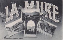 CPA La Mure - Carte Multi-vues - Ca. 1910 (28506) - La Mure