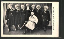 AK Ural-Kosaken, Dirigent A. Scholuch - Music And Musicians