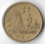Australia 1988 $2 (1) [C446/2D] - Decimal Coinage (1966-...)