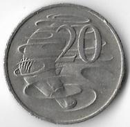 Australia 1999 20c [C450/2D] - Decimal Coinage (1966-...)