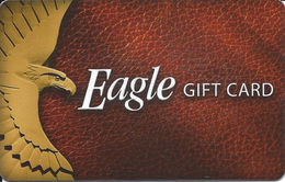 Soaring Eagle Casino - Mt. Pleasant, MI USA - Gift Card With Paper Folder - 5 Lines Of Text In Reverse Paragraph - Casino Cards