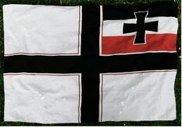 Flagge / Fahne Eisernes Kreuz  -  Material : Polyester  -  Größe Ca. 136 X 96 Cm - Sonstige