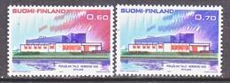 FINLAND  527-8   **   NORDIC  CO-OP - Finland