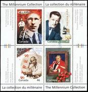 Canada (Scott No.1822 - Collection Du Millénaire / The Millennium Collection) (o) Bloc