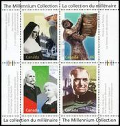 Canada (Scott No.1823 - Collection Du Millénaire / The Millennium Collection) (o) Bloc