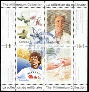 Canada (Scott No.1824 - Collection Du Millénaire / The Millennium Collection) (o) Bloc