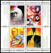 Canada (Scott No.1825 - Collection Du Millénaire / The Millennium Collection) (o) Bloc