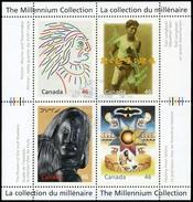 Canada (Scott No.1826 - Collection Du Millénaire / The Millennium Collection) (o) Bloc