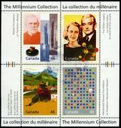 Canada (Scott No.1830 - Collection Du Millénaire / The Millennium Collection) (o) Bloc