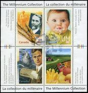Canada (Scott No.1833 - Collection Du Millénaire / The Millennium Collection) (o) Bloc