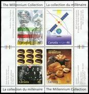 Canada (Scott No.1834 - Collection Du Millénaire / The Millennium Collection) (o) Bloc