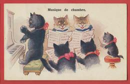Orchestre De Chats Comique Series - Chats