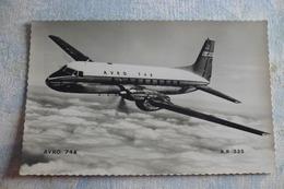 PROTOTYPE ET AVION D ESSAIS    AVRO 748 - 1946-....: Moderne