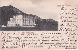 M527 CAVA DEI TIRRENI - HOTEL DE LONDRES - Salerno