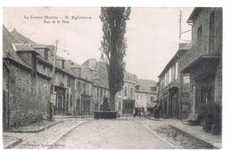 EGLETONS . Rue De La Paix . - Egletons