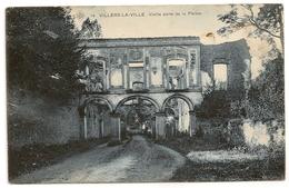 VILLERS-la-VILLE - Vieille Porte De La Ferme. 1909. Ste An. Belge DePhototypie. Bruxelles - Villers-la-Ville