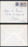 A384 France Lettre De Hyères à Cachan  1958  - Héros De La Résistance - Storia Postale