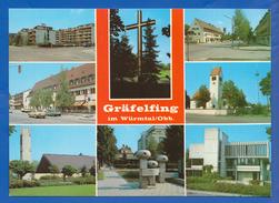 Deutschland; Gräfelfing Im Würmtal; Multibildkarte - Graefelfing