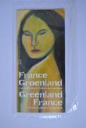 Emission Commune France Groenland (sous Blister) - Gemeinschaftsausgaben