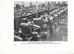 1968 - Iconographie Documentaire - Mulhouse (Haut-Rhin) - L'usine Manurhin à Bourtzwiller - FRANCO DE PORT - Vieux Papiers