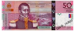 HAITI 50 GOURDES 2014 Pick 274e Unc - Haiti