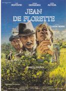 JOUIN Michel  Ed Nugeron E352 -  Cinema Affiche  Film Jean De Florette  - CPM  10.5x15 Neuve TBE - Künstlerkarten
