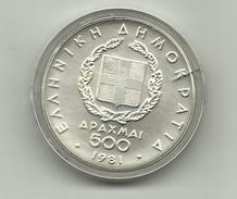 1981 - Grecia 100 Dracme, - Grecia