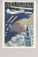 Cpm ,    Air France  , Air Union , Illustrateur Serge Guerassimoff 1929 ,  Non  Voyagé - Autres