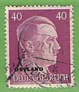 MiNr:15 O Deutschland Besetzte Gebiete II.WK Ostland - Besetzungen 1938-45
