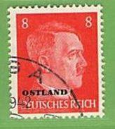 MiNr:6 O Deutschland Besetzte Gebiete II.WK Ostland - Besetzungen 1938-45