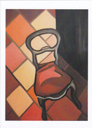 KELLEHER Alison - Chaise Française - CPM  10.5x15 Neuve TBE 2009 - Künstlerkarten