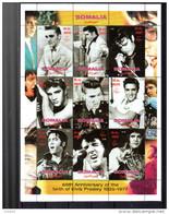 SOMALIE BLOC SUR ELVIS - Elvis Presley