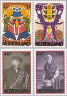 1974 Zomer 1046 - 1049 Postfris/MNH - 1949-1980 (Juliana)